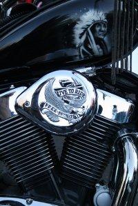 motocyklový motor